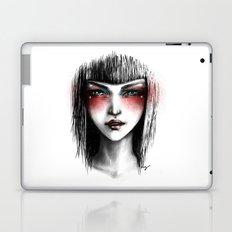 The White Lady Laptop & iPad Skin