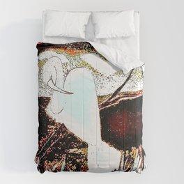 Dawning Dove Comforters