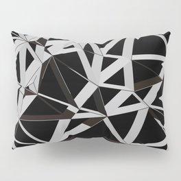 3D Futuristic GEO Lines V Pillow Sham