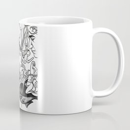 Welcome to my mind. Fasten your seatbelt and enjoy the ride. Coffee Mug