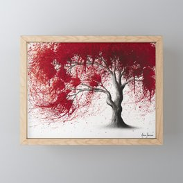 Western Iron Tree Framed Mini Art Print