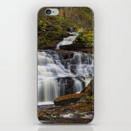 Mohican Falls iPhone Skin