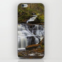 Mohican Falls iPhone Skin