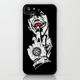 Alucard Hellsing iPhone Case