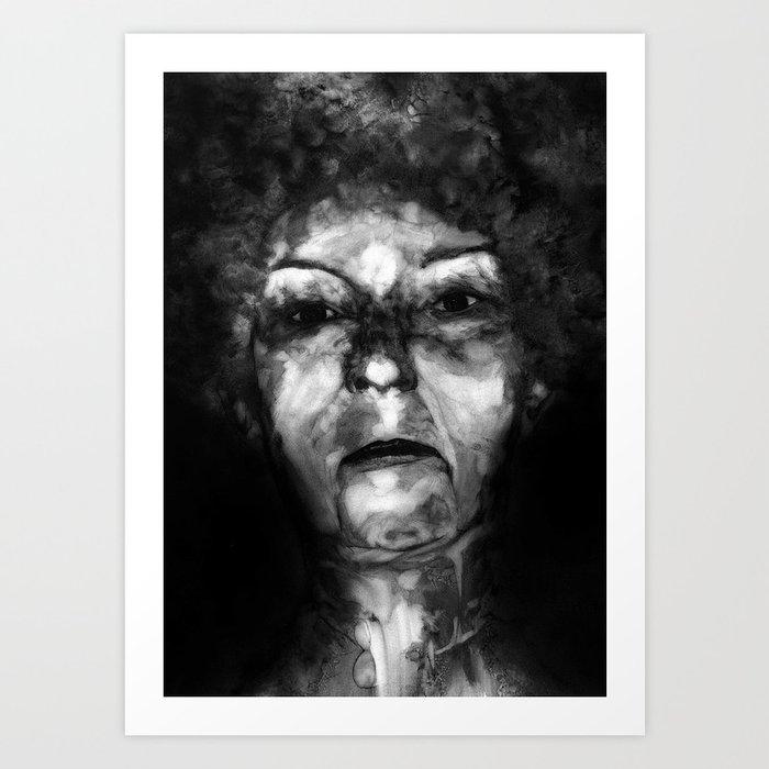 Le pot de départ 6 Art Print