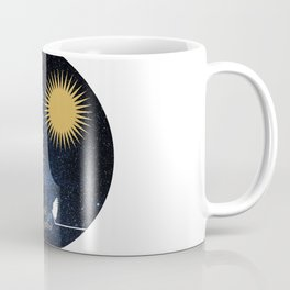 Alpha Centauri - Good Omens Fanart Coffee Mug