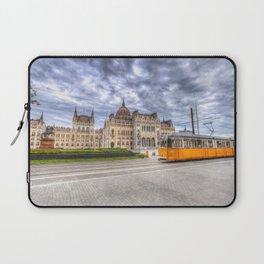 Parliament Of Budapest Laptop Sleeve