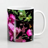 free shipping Mugs featuring Rose garden by Ordiraptus