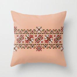 Balkan's motive 1 Throw Pillow