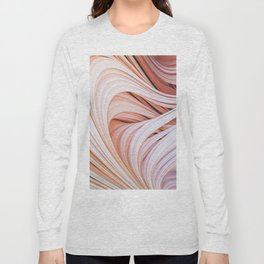 Stranded Strain 2. 3D Abstract Art Long Sleeve T-shirt
