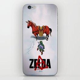 Zelda/Akira iPhone Skin
