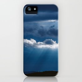 Storm is comming iPhone Case