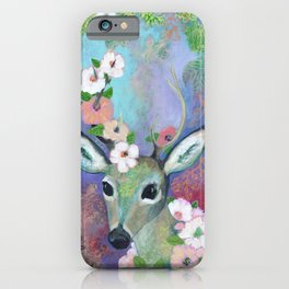 Forest Prince iPhone Case