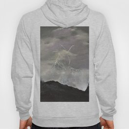 Trouble over the prairies Hoody
