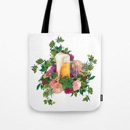 Beer Bouquet Tote Bag