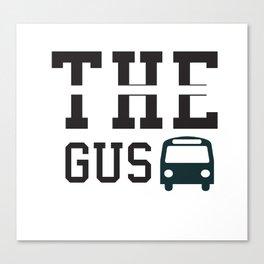 The Gus Bus Canvas Print