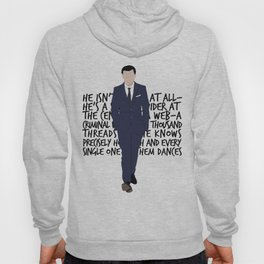 James Moriarty Hoody