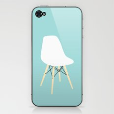 #98 Eames Chair iPhone & iPod Skin