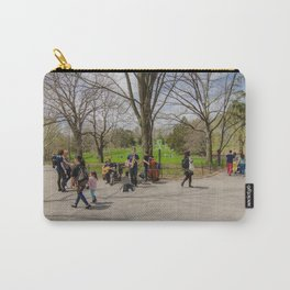 Central Park Situation Carry-All Pouch