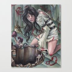 Torture of Wonderland  Canvas Print