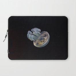 Blue Blubber Jellyfish Laptop Sleeve