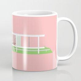 Iconic Houses - Farnsworth Coffee Mug