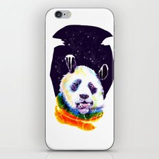 Panda Technicolor iPhone & iPod Skin