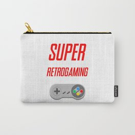 SUPER RETROGAMING Carry-All Pouch