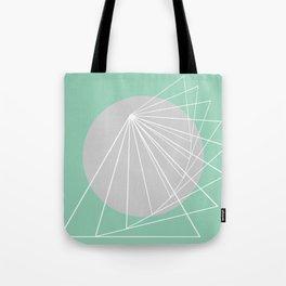 Everything belongs to geometry #5 Tote Bag