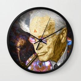 Carl Gustav Jung Wall Clock