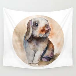 BUNNY #2 Wall Tapestry