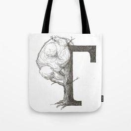 Timtree Tote Bag