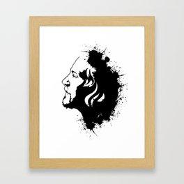 Ed Vedder Framed Art Print