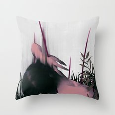 Between Rivers, Rilken No.4 Throw Pillow