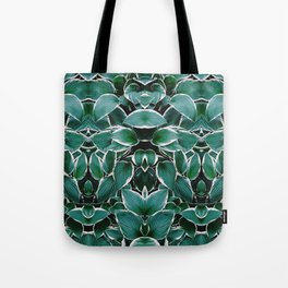 50 Shades of Green (8) Tote Bag