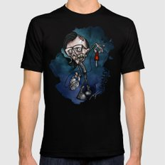 Zombie Skrillex / Special Edition MEDIUM Mens Fitted Tee Black