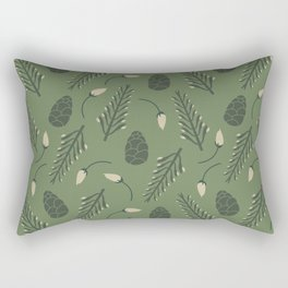 Mountain (Fresh) Rectangular Pillow