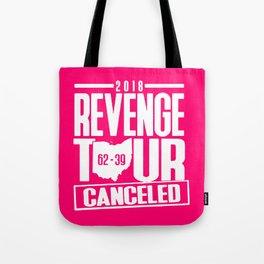 2018 revenge tour cancelled shirt Tote Bag