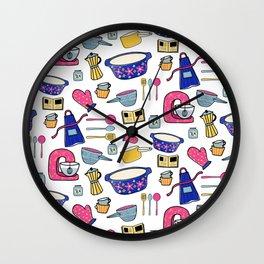 Kitchen Brights Wall Clock