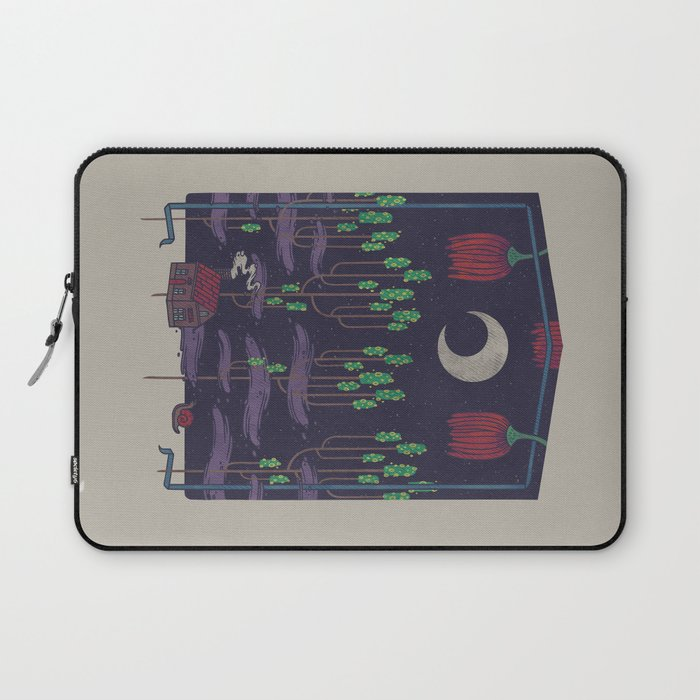 Vacation Home Laptop Sleeve
