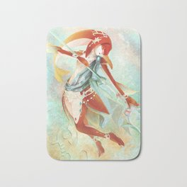 Botw: Mipha Bath Mat