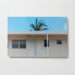 Art Deco. Miami. Metal Print