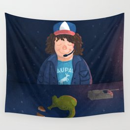 Dustin and Dart Wall Tapestry