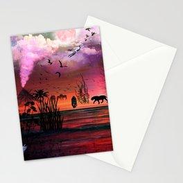 Prideof the Safari Stationery Cards