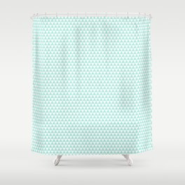 Skandy Grenn T Shower Curtain