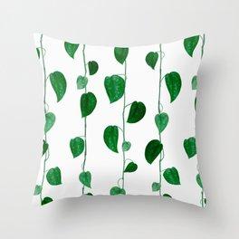 Vine Designs! Throw Pillow