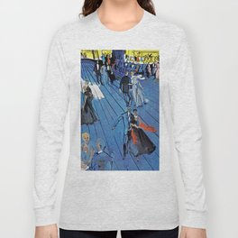 Romance On The High Seas Long Sleeve T-shirt