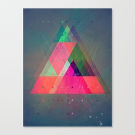 8try Canvas Print