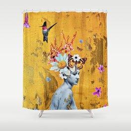 Aurelian  Shower Curtain