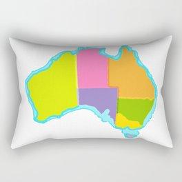 Politically Australia Rectangular Pillow